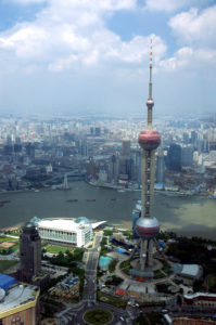 Teach English in Shanghai