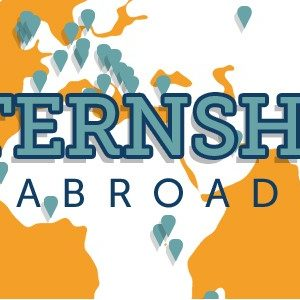 Go abroad for your internship!
