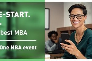 The MBA is your way to a secure career.